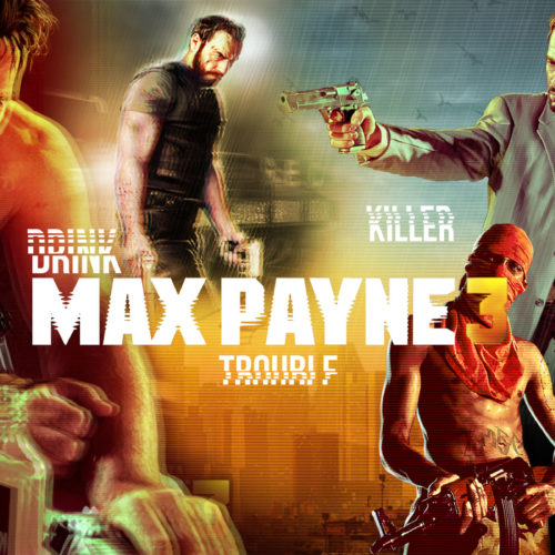 GilCardoso Max Payne 3 official game brazilian voice over