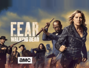 GilCardoso fear the walking dead brazilian voice over