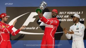 Gil Cardoso f1 official game 2017 TESTIMONIALS voice over